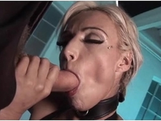 cumshot blowjob The blond bombshell Brooke Jameson juices out man gunk with hot sucking