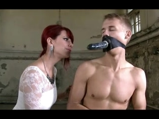 femdom bdsm Maitresse Madeline and Chris Hollander