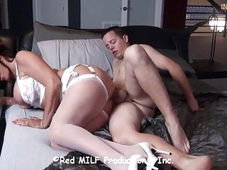 bbw brunette 21Birthday gift-countless seed dumps inside Mrs.STEELE WOMB