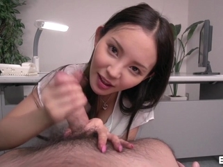 fetish asian Hot Secretary's Secret Desires - Erito
