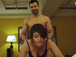 celebrity asian Bull of Dalal street indian web series sex scenes