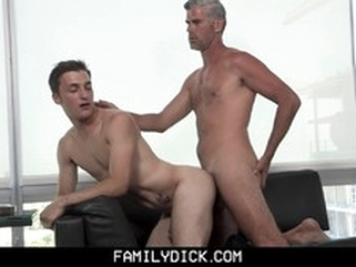 cumshot blowjob Sweet Twink Plowed Raw By His Stepdad And Stepbrother