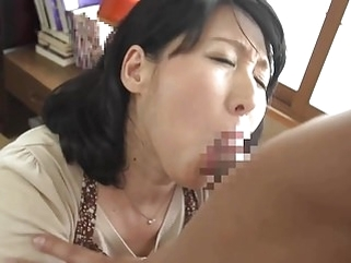 japanese blowjob A Mother's Desire
