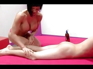 top rated blowjob Spanish Milf Short Hair And Very Young Boy