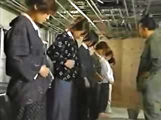 japanese hardcore asian women prisoners abused