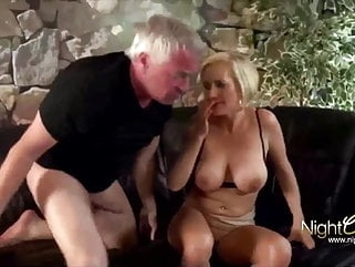 blowjob anal Horny wife used hard by old men
