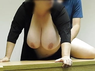 bbw blowjob BBW Office Fuck